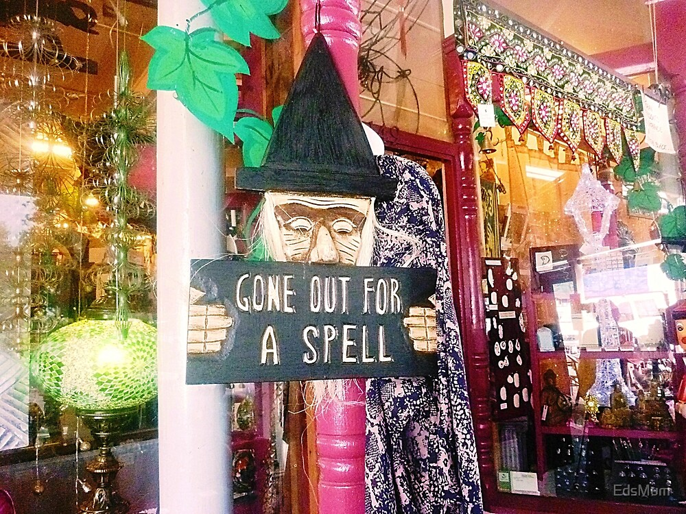Spells, Witches and Goblins Shop - Williamstown Vic Australia by EdsMum