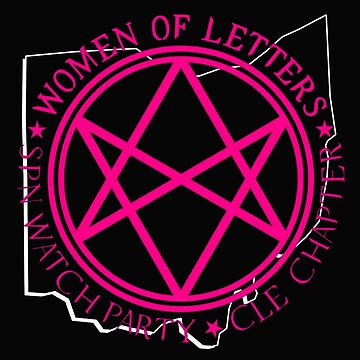 Women of Letters Cleveland OH by smartycatt