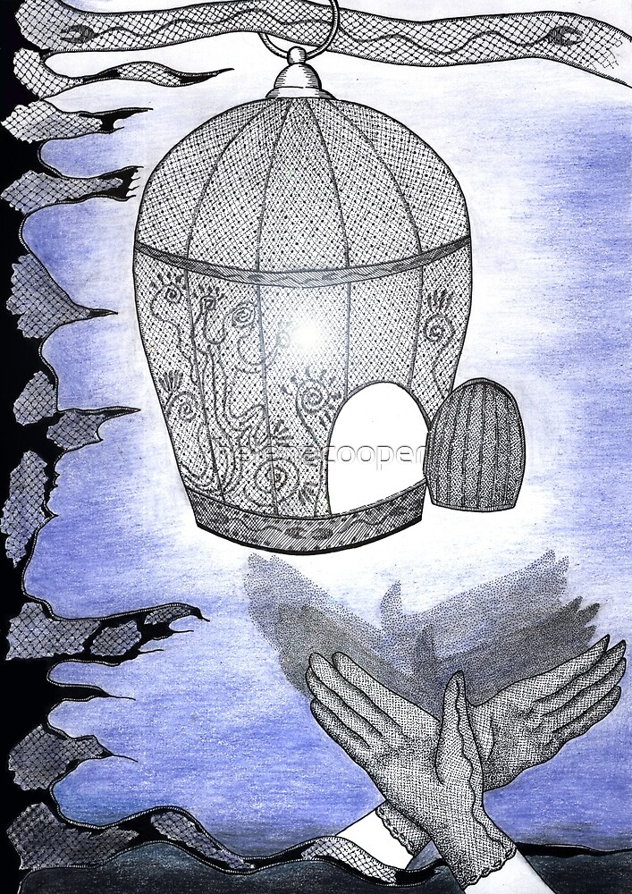 Cage by helenacooper