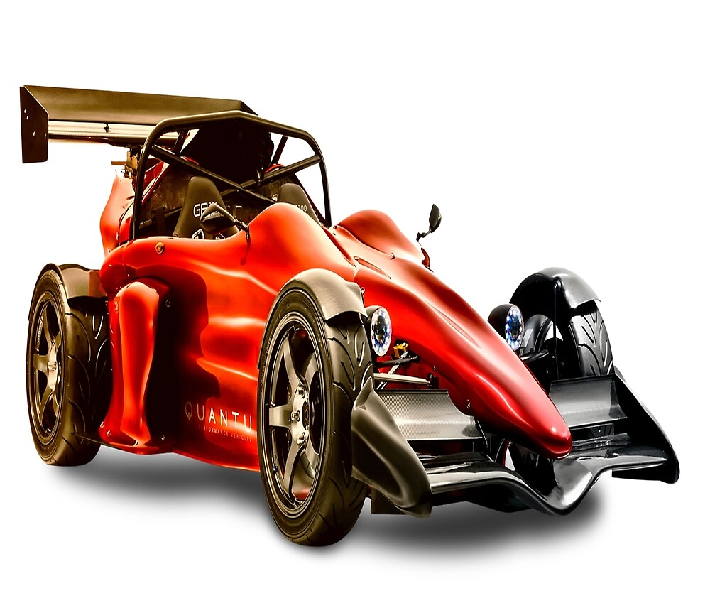 Quantum GP700 Race Car by whomadewhat