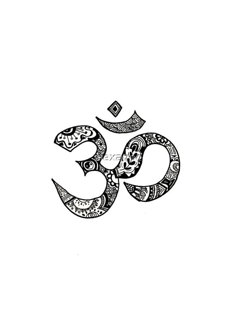 Om Sign by alexavec