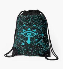 Sheikah Tech Drawstring Bag