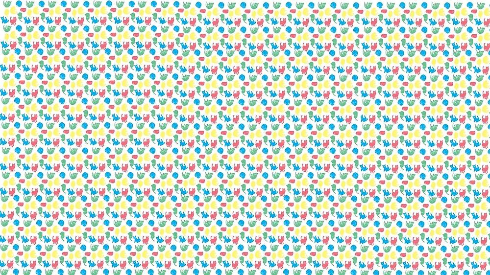 Cat Pattern by oh-bear