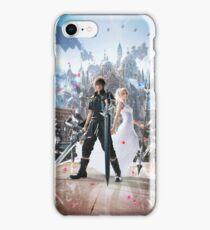 Final Fantasy XV Key Art iPhone Case/Skin