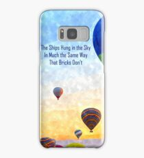 The Ships Hung in the Sky Samsung Galaxy Case/Skin