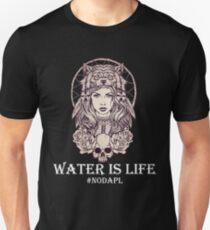 WATER Is Life - NoDAPL T-Shirt