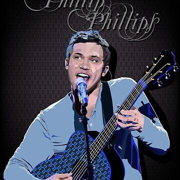 Phillip Phillips Portrait by jash