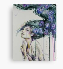 Punch in the Heart Canvas Print