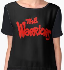 The Warriors Chiffon Top