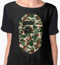 Ape Army Women's Chiffon Top