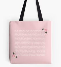 Change Of Heart - The 1975 Tote Bag