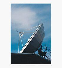 Satellite Dish Photographic Print