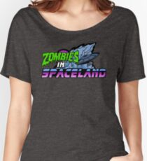 Zombies in Spaceland Women's Relaxed Fit T-Shirt