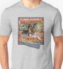 north gregory wilderness Unisex T-Shirt
