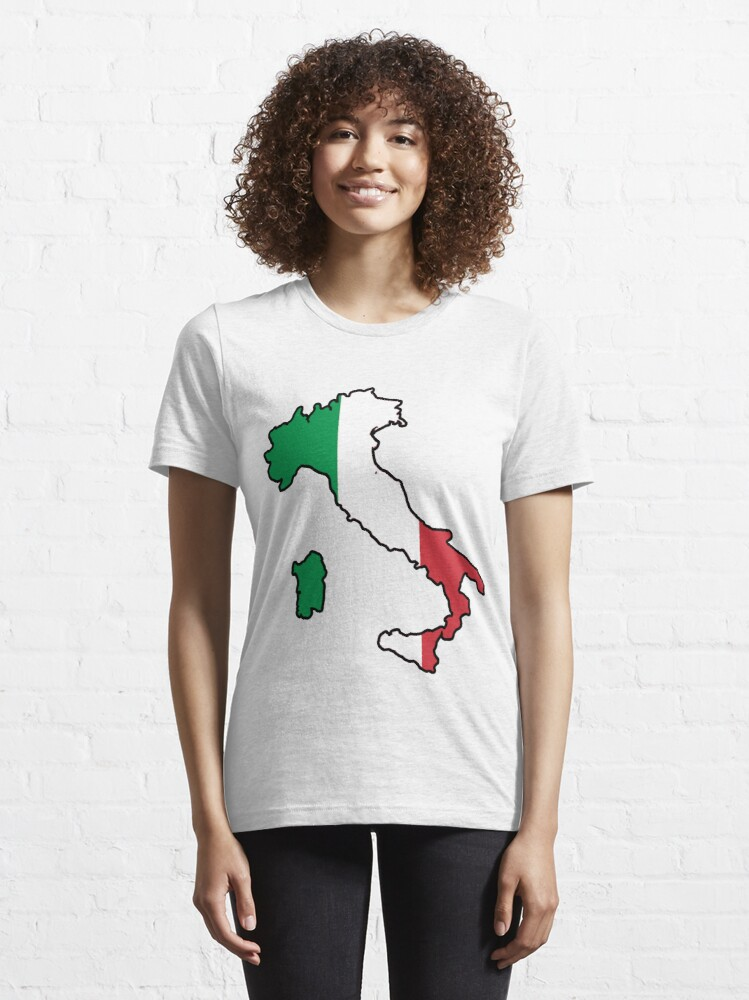 Alternate view of Italy Essential T-Shirt