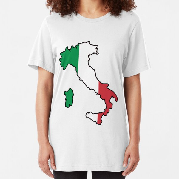 Italy Slim Fit T-Shirt