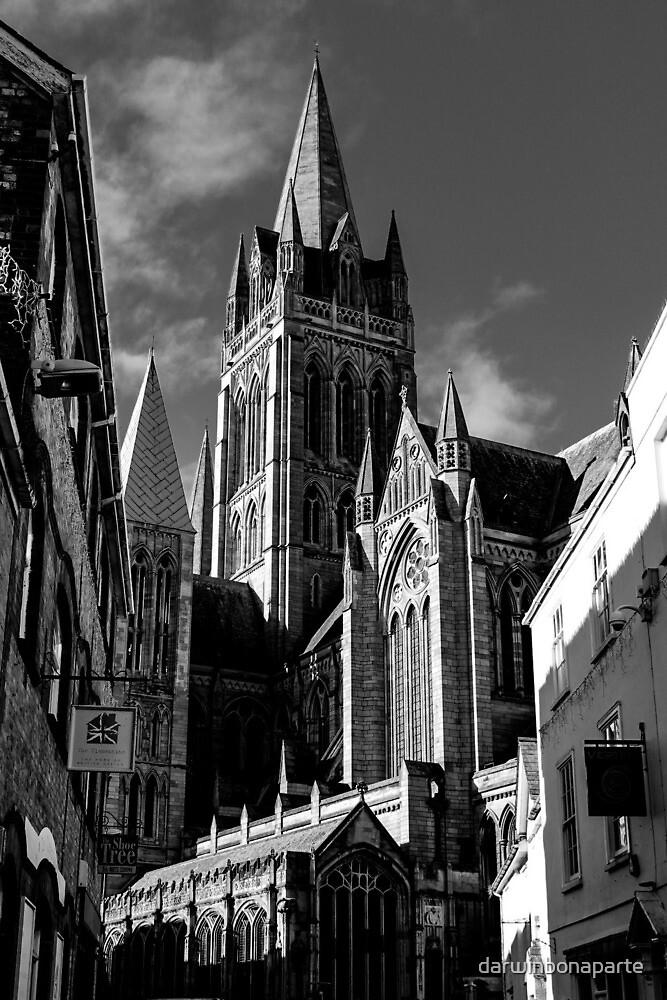 Truro Cathedral by darwinbonaparte