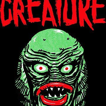 creature by gajahmada99