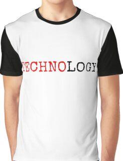 Technology Graphic T-Shirt