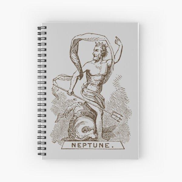 Neptune Cahier à spirale