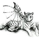 Winged Tiger by Correlation