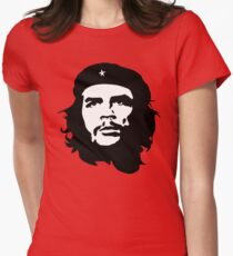 Che! Womens Fitted T-Shirt