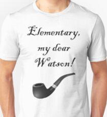 Elementary, my dear Watson! T-Shirt