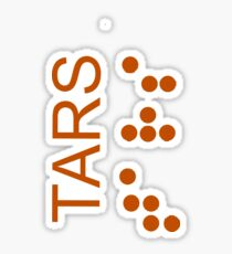TARS Logo - Interstellar Sticker