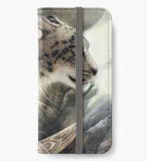 On the prowl iPhone Wallet/Case/Skin