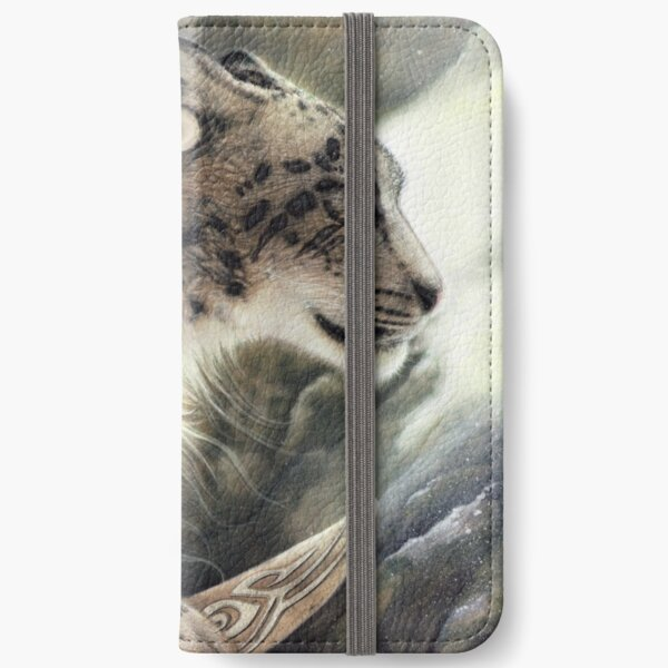 On the prowl iPhone Wallet