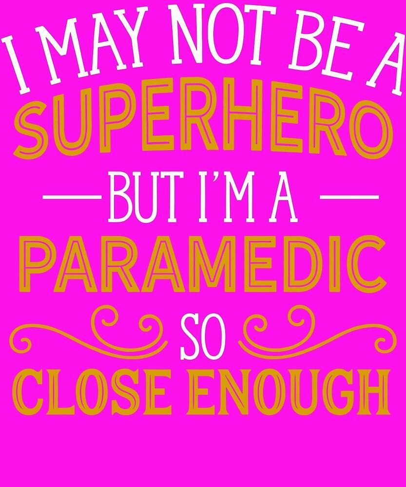 Superhero But Paramedic  by AlwaysAwesome