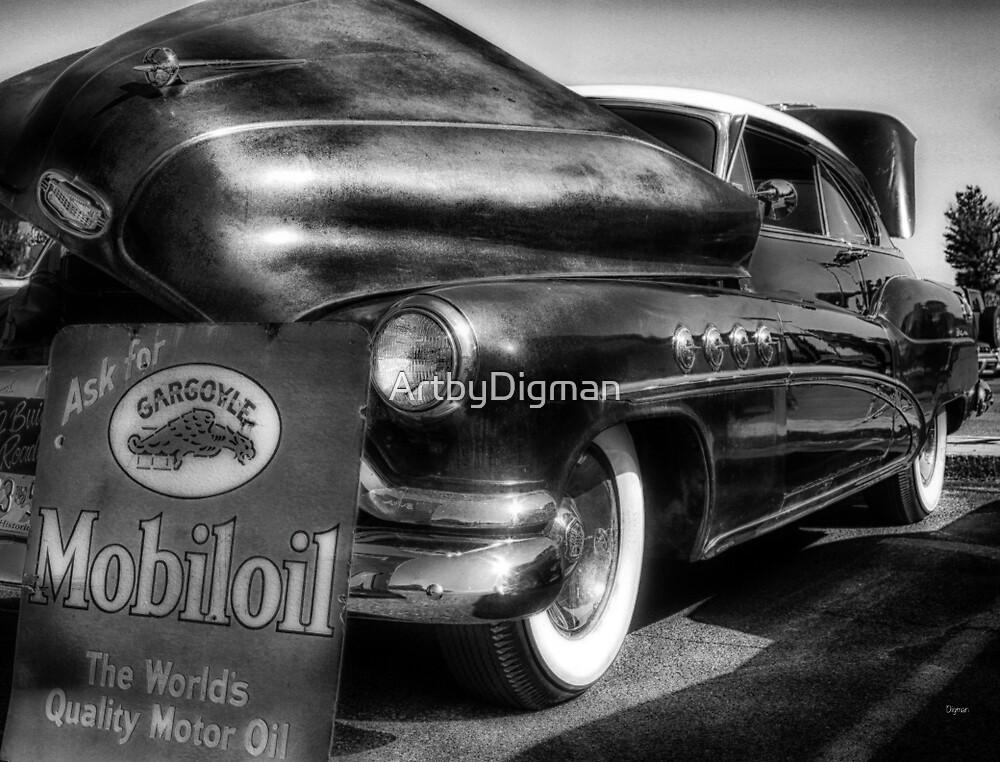 1952 Buick Riviera  by ArtbyDigman