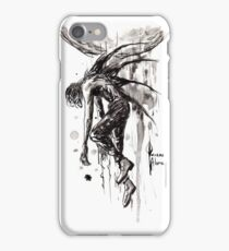 Psychological Diary-Gravity iPhone Case/Skin
