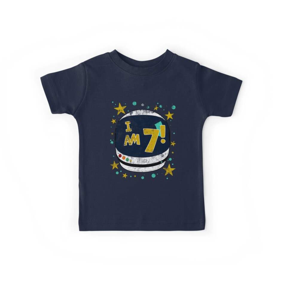 Astronaut 7th Birthday Party by superpartytees
