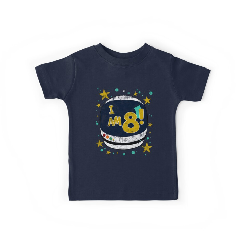 Astronaut 8th Birthday Party by superpartytees