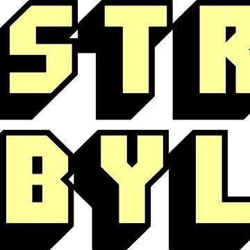 Destroy Babylon Block Logo by marcbeaudette
