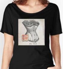 The Red Corset Women's Relaxed Fit T-Shirt