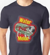 Water 'Pug' Melon - Animal Planet Unisex T-Shirt