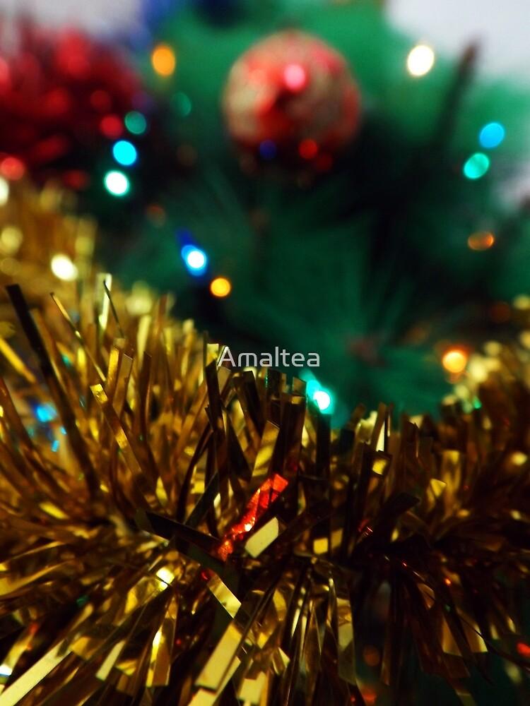 Colorida Navidad by Amaltea