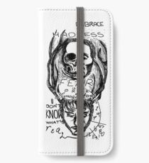 Hannibal - Embrace the Madness iPhone Wallet/Case/Skin