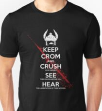 KEEP CROM T-Shirt