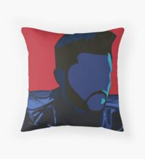 The Weeknd - Starboy Throw Pillow