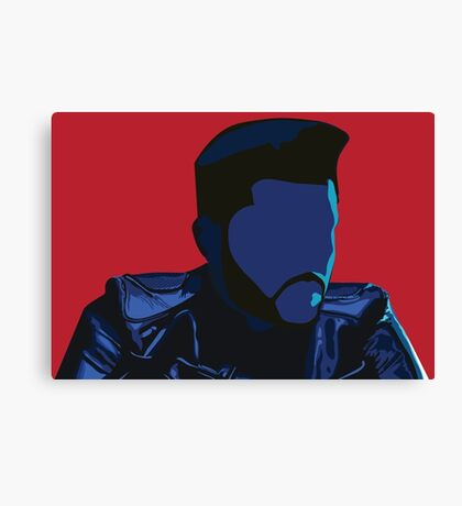 The Weeknd - Starboy Canvas Print
