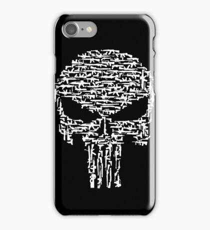 Punisher Skull iPhone Case/Skin