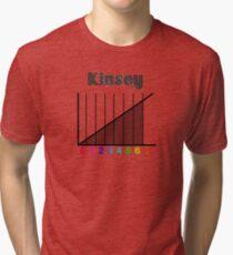 Kinsey Scale Tri-blend T-Shirt