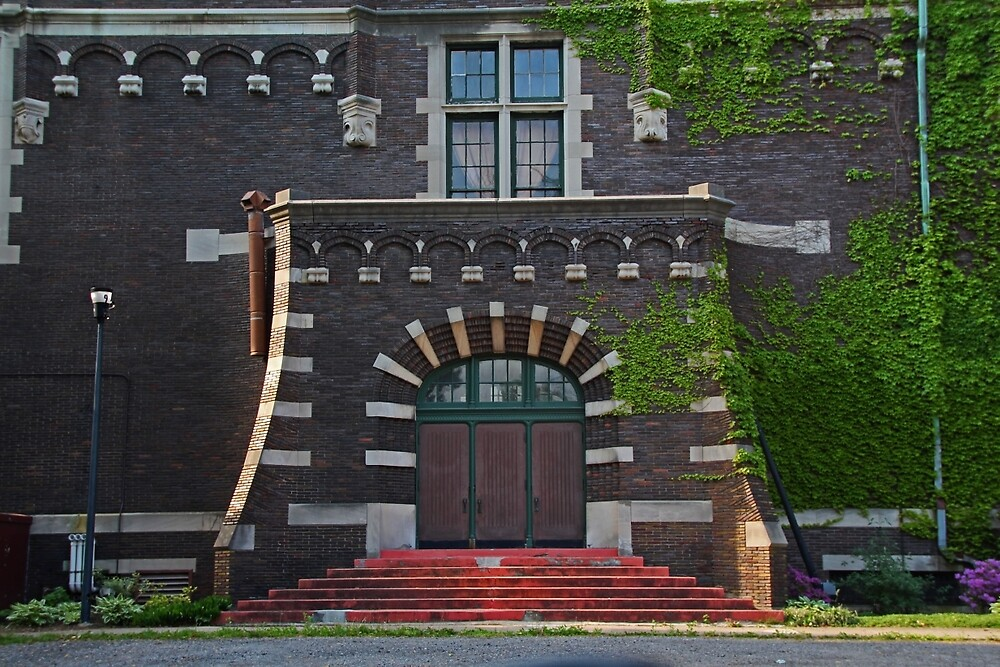 Old West End Mary Manse College Auditorium aka Lois Nelson Theater V by Michiale