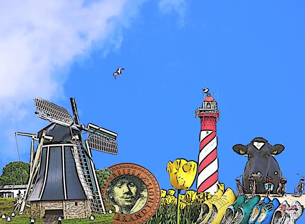 I love Holland by dorita