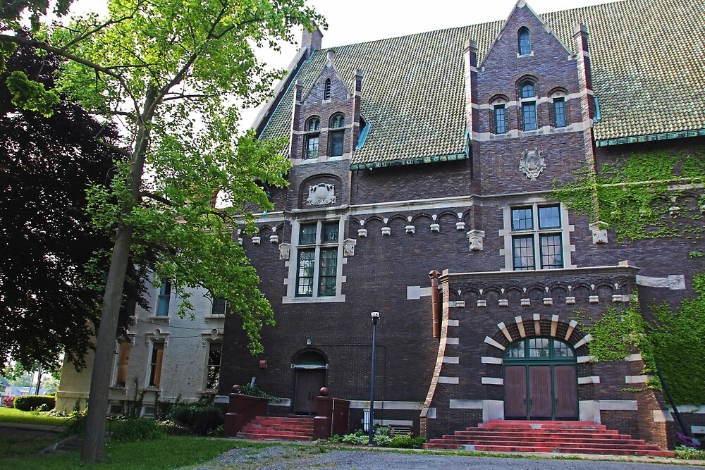 Old West End Mary Manse College Auditorium aka Lois Nelson Theater VI  by Michiale