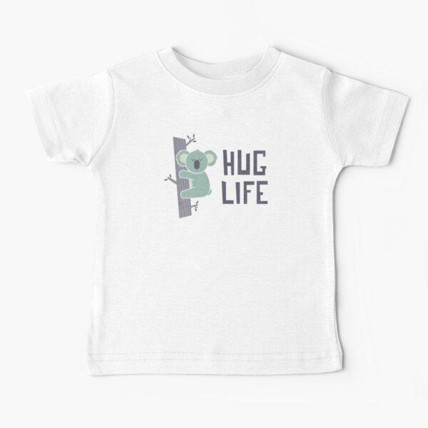 Umarme das Leben Baby T-Shirt