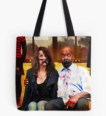 RuLe #1...Parents should be seen not heard!! Tote Bag